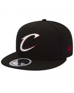 Cleveland Cavaliers New Era 9FIFTY Glow In The Dark Black Mütze (80536348)