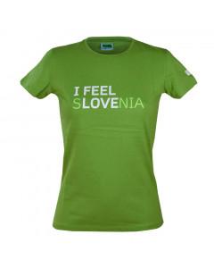 IFS Damen T-Shirt grün