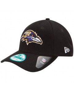 Baltimore Ravens New Era 9FORTY The League kapa (10517893)