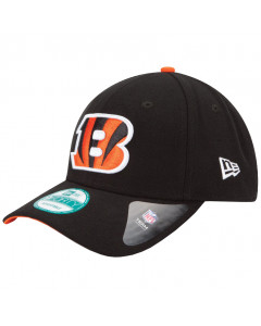 Cincinnati Bengals New Era 9FORTY The League kapa (10517889)