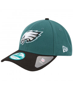 Philadelphia Eagles New Era 9FORTY The League kapa (10517872)