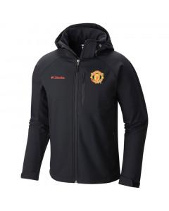 Manchester United Columbia Cascade Ridge Softshell Jacke