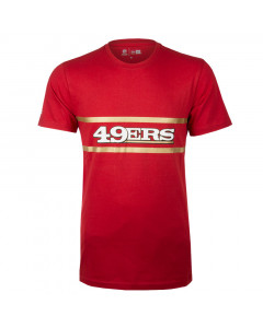 San Francisco 49ers New Era F-O-R 90s Fan majica (11517801)