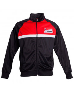 Ducati Corse Contrast Yoke zip majica dugi rukav