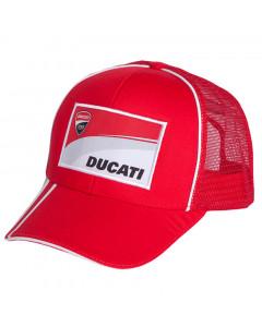 Ducati Corse Trucker kapa
