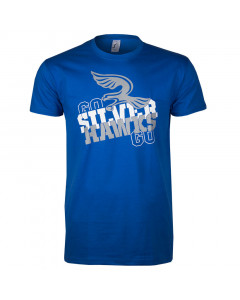 Silverhawks T-Shirt GO Royal Blue