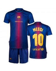 FC Barcelona Fun dječji trening komplet dres Messi