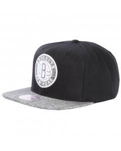 Brooklyn Nets Mitchell & Ness Woven TC Mütze