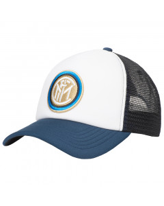 Inter Milan Fan Ink Tri Trucker Mütze