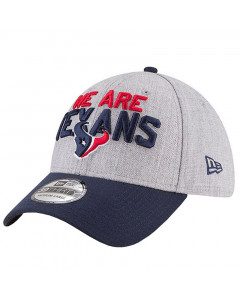 Houston Texans New Era 39THIRTY Draft On-Stage kapa (11595905)