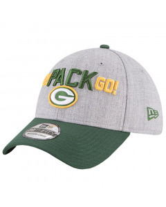 Green Bay Packers New Era 9FIFTY Draft On-Stage kapa (11595906)