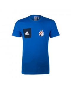 Dinamo Adidas Kinder T-Shirt Tiro 17 164 (BQ2666)