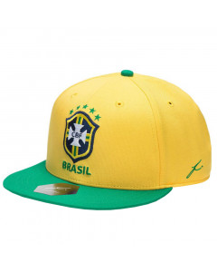 Brasilien Fan Ink Team Mütze