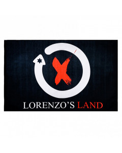 Jorge Lorenzo JL99 zastava 140x90