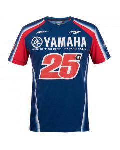 Maverick Vinales MV25 Yamaha majica