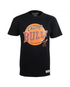 Chicago Bulls Mitchell & Ness B-Ball T-Shirt