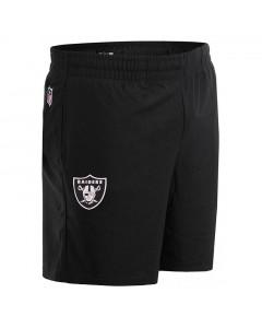 Oakland Raiders New Era Dry Era kurze Hose (11569583)