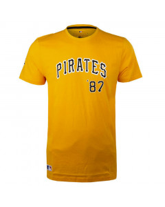 Pittsburgh Pirates New Era Script AGD T-Shirt (11569540)