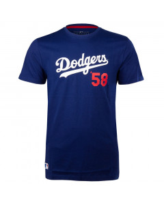 Los Angeles Dodgers New Era Script T-Shirt (11569543)
