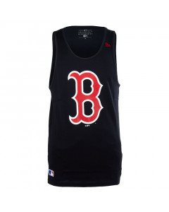 Boston Red Sox New Era Team Apparel Logo Tank majica bez rukava  (11569444)