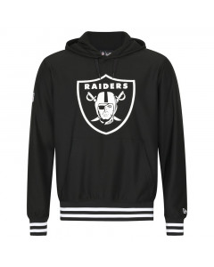 Oakland Raiders New Era Dry Era Kapuzenpullover