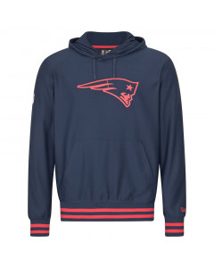 New England Patriots New Era Dry Era pulover s kapuco