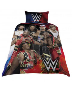 WWE Set Super 7 posteljnina 135x200
