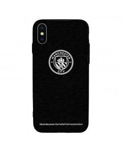 Manchester City iPhone X Aluminium maska za telefon