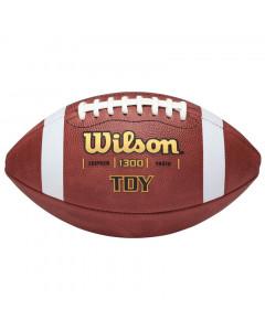 Wilson TDY dječja lopta za američki nogomet (WTF1300B)