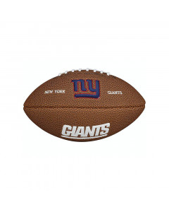 New York Giants Wilson lopta za američki fudbal Mini
