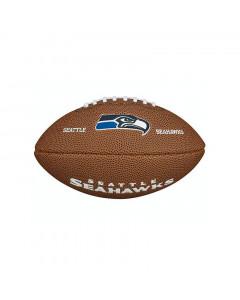 Seattle Seahawks Wilson lopta za američki fudbal Mini