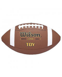 Wilson TDY Composite Youth lopta za američki nogomet (WTF1714X)