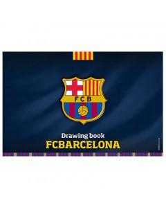 FC Barcelona Zeichenblock A3, 20 BLATT