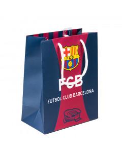FC Barcelona Geschenktüte Medium