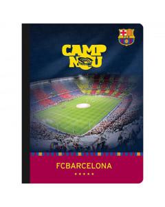 FC Barcelona Heft, Hardcover, Camp Nou A4/OC/80BLATT/80G