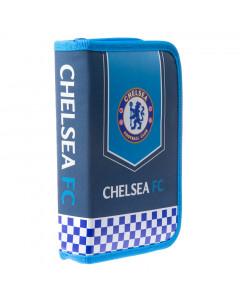 Chelsea Federtasche gefüllt