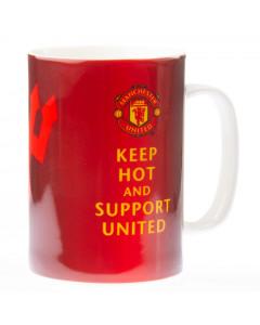 Manchester United skodelica