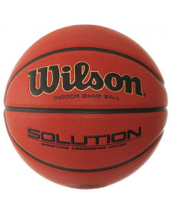 Wilson Solution FIBA Basketball Ball