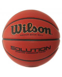 Wilson Solution FIBA Basketball Ball 7 (B0616X)