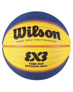Wilson 3x3 FIBA Basketball Ball 6 (WTB0533XB)