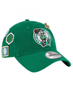 Boston Celtics New Era 9TWENTY 2018 NBA Draft Mütze (11609293)