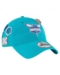 Charlotte Hornets New Era 9TWENTY 2018 NBA Draft kapa (11609287)