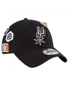 San Antonio Spurs New Era 9TWENTY 2018 NBA Draft kapa (11609218)