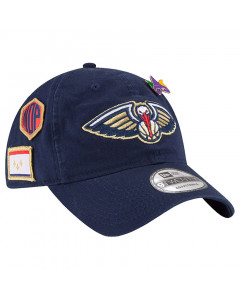 New Orleans Pelicans New Era 9TWENTY 2018 NBA Draft Mütze (11609239)