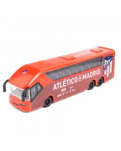 Atlético de Madrid autobus 15cm