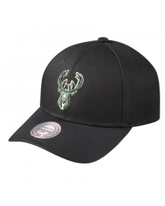 Milwaukee Bucks Mitchell & Ness Team Logo Low Pro Mütze