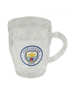 Manchester City Bierkrug