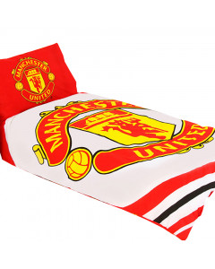 Manchester United obojestranska posteljnina 135x200
