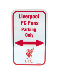Liverpool No Parking Schild