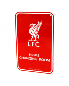 Liverpool Home Changing Room Schild